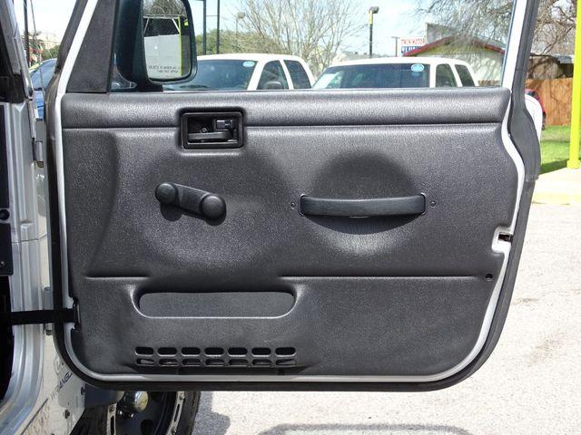 2005 Jeep Wrangler X in Austin, TX 78745