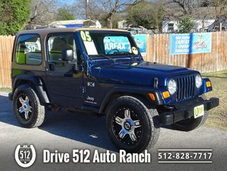 2005 Jeep Wrangler 4.0 Liter Best Motor Jeep Made in Austin, TX 78745