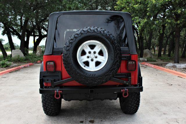 2005 Jeep Wrangler Rubicon in Austin, Texas 78726