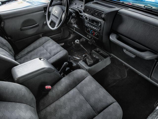 2005 Jeep Wrangler X Burbank, CA 14