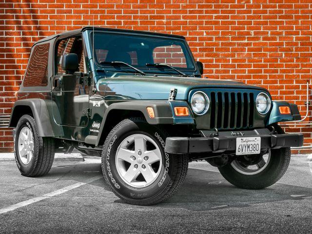 2005 Jeep Wrangler X Burbank, CA 2