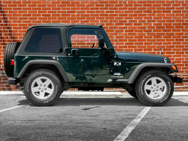 2005 Jeep Wrangler X Burbank, CA 5