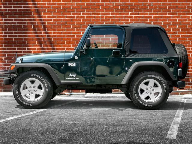 2005 Jeep Wrangler X Burbank, CA 6