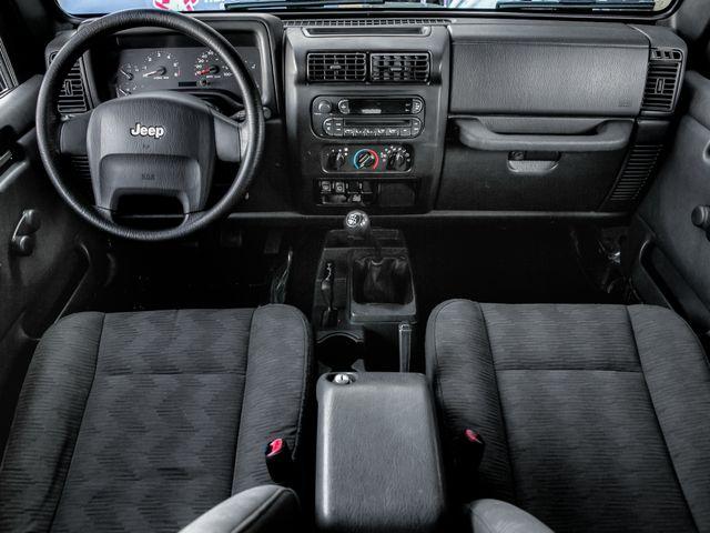 2005 Jeep Wrangler X Burbank, CA 9