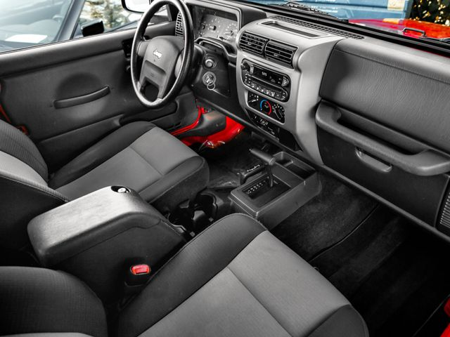 2005 Jeep Wrangler X Burbank, CA 12