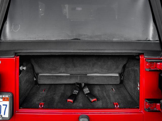 2005 Jeep Wrangler X Burbank, CA 18