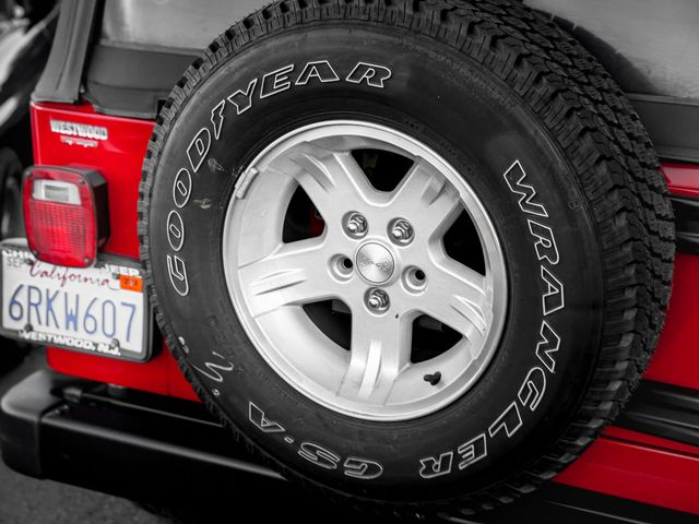 2005 Jeep Wrangler X Burbank, CA 19