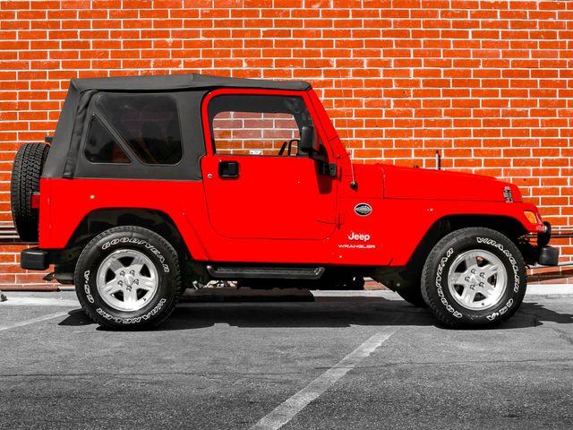 2005 Jeep Wrangler X Burbank, CA 7