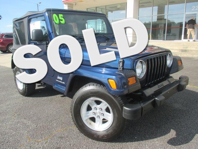 2005 Jeep Wrangler X Canton , GA