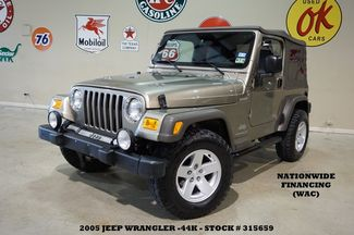 2005 Jeep Wrangler Sport in Carrollton TX, 75006