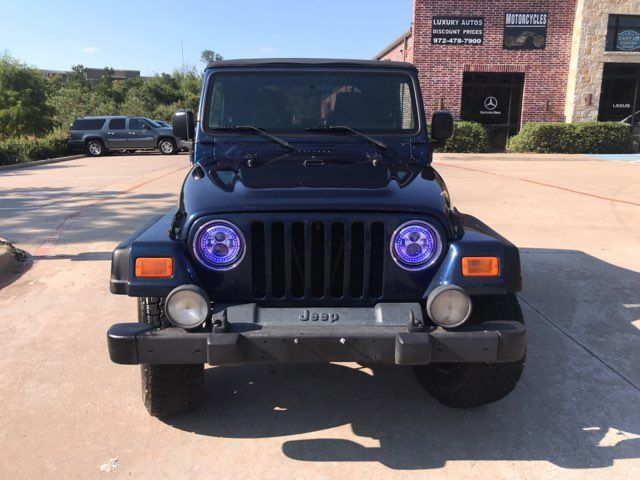 2005 Jeep Wrangler Sport 4X4 in Carrollton, TX 75006