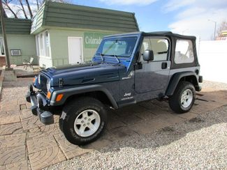2005 Jeep Wrangler Sport in Fort Collins, CO 80524