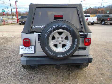 2005 Jeep Wrangler Unlimited   Fort Worth, TX   Cornelius Motor Sales in Fort Worth, TX