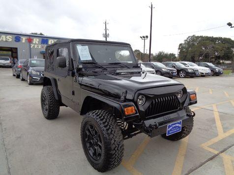 2005 Jeep Wrangler SE in Houston