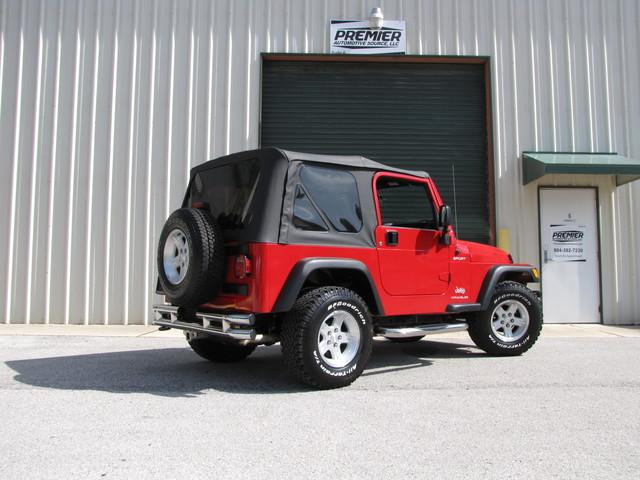 2005 Jeep Wrangler Sport Jacksonville , FL 35
