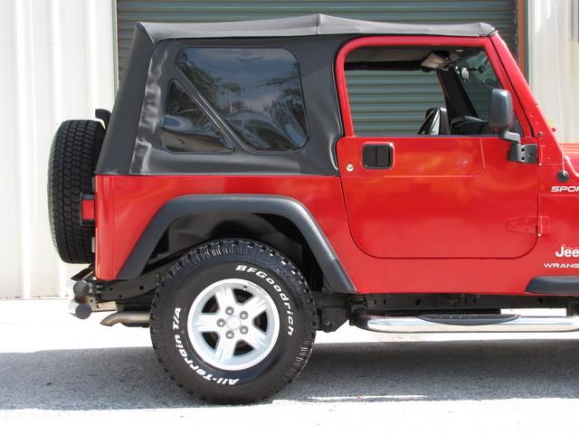 2005 Jeep Wrangler Sport in Jacksonville FL, 32246