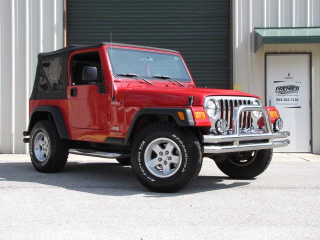 2005 Jeep Wrangler Sport Jacksonville , FL 2