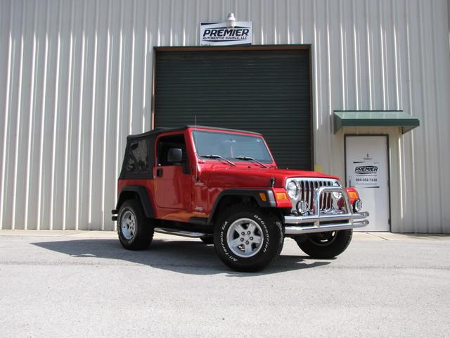 2005 Jeep Wrangler Sport Jacksonville , FL 33