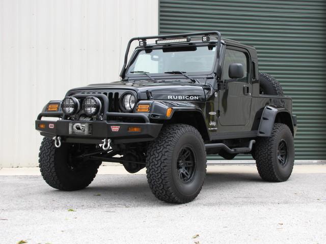 2005 Jeep Wrangler Rubicon Rubitrux pickup in Jacksonville FL, 32246