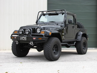 2005 Jeep Wrangler Rubicon Rubitrux pickup in Jacksonville , FL 32246