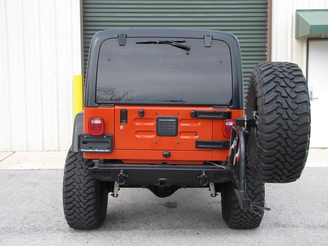 2005 Jeep Wrangler Unlimited Rubicon LJ Jacksonville , FL 20
