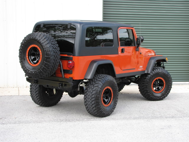 2005 Jeep Wrangler Unlimited Rubicon LJ Jacksonville , FL 3