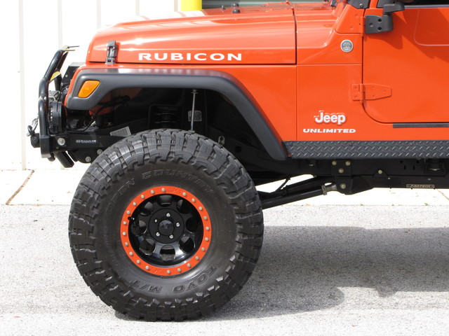 2005 Jeep Wrangler Unlimited Rubicon LJ in Jacksonville FL, 32246