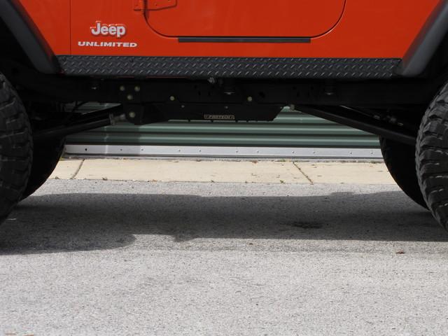2005 Jeep Wrangler Unlimited Rubicon LJ Jacksonville , FL 47