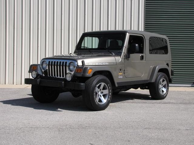 2005 Jeep Wrangler Rubicon Sahara