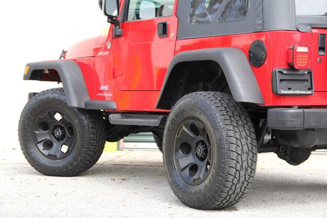 2005 Jeep Wrangler Sport Jacksonville , FL 27