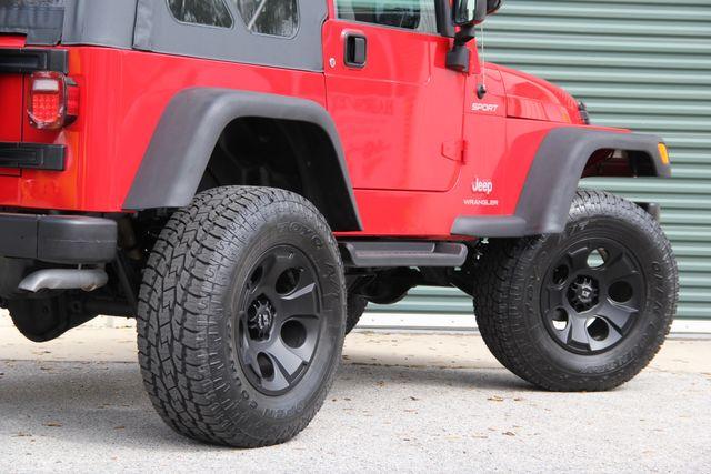 2005 Jeep Wrangler Sport Jacksonville , FL 28