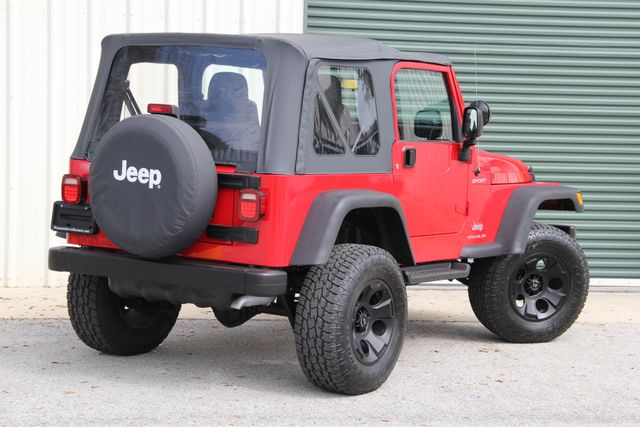 2005 Jeep Wrangler Sport Jacksonville , FL 50