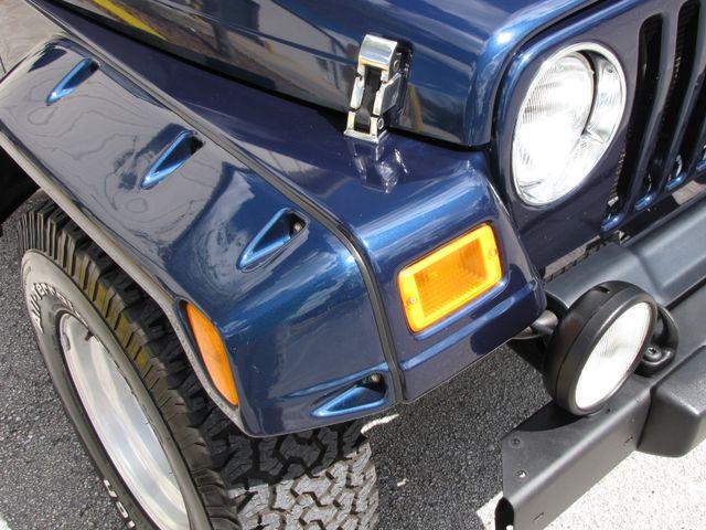 2005 Jeep Wrangler Unlimited LJ Jacksonville , FL 16