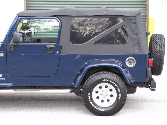2005 Jeep Wrangler Unlimited LJ Jacksonville , FL 7
