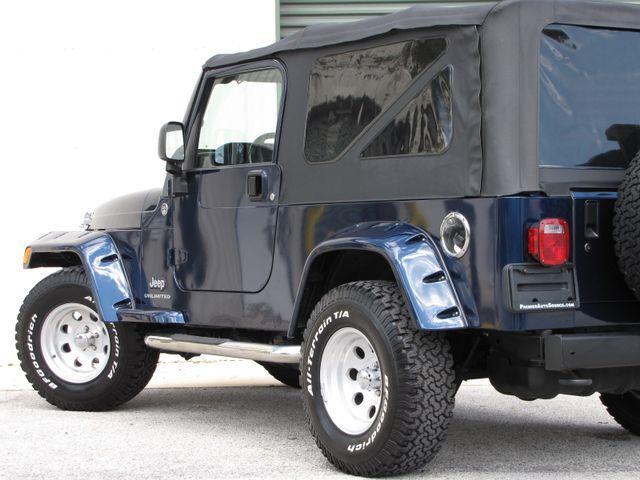 2005 Jeep Wrangler Unlimited LJ Jacksonville , FL 19