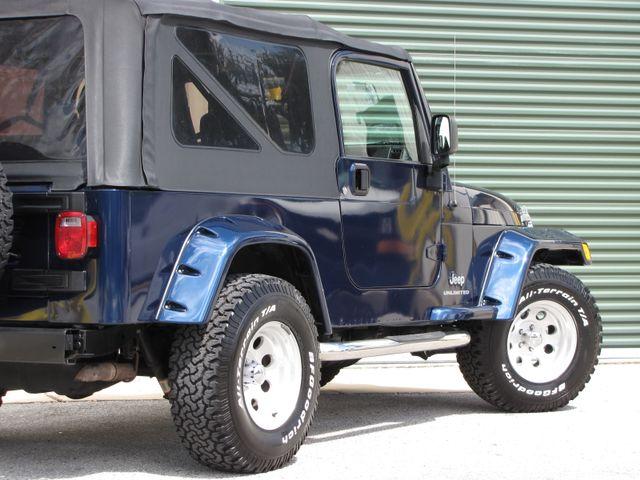 2005 Jeep Wrangler Unlimited LJ Jacksonville , FL 20