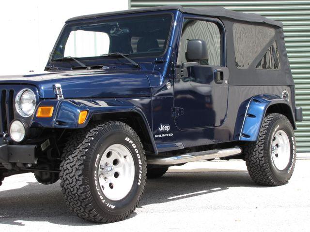 2005 Jeep Wrangler Unlimited LJ Jacksonville , FL 11