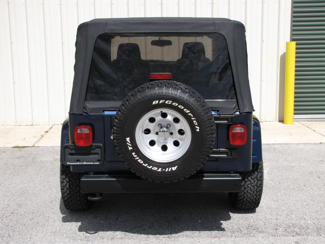 2005 Jeep Wrangler Unlimited LJ Jacksonville , FL 21