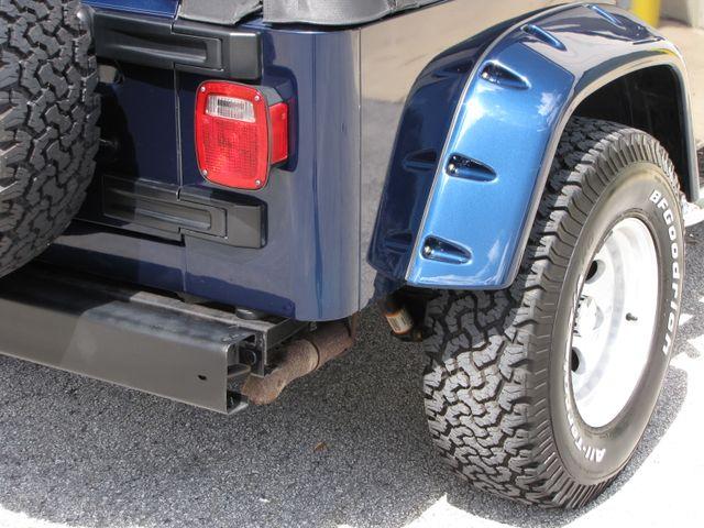 2005 Jeep Wrangler Unlimited LJ Jacksonville , FL 23
