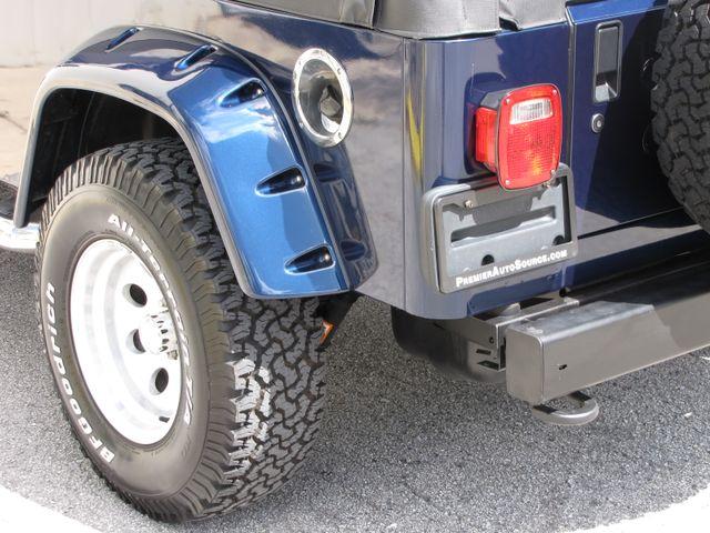 2005 Jeep Wrangler Unlimited LJ Jacksonville , FL 22