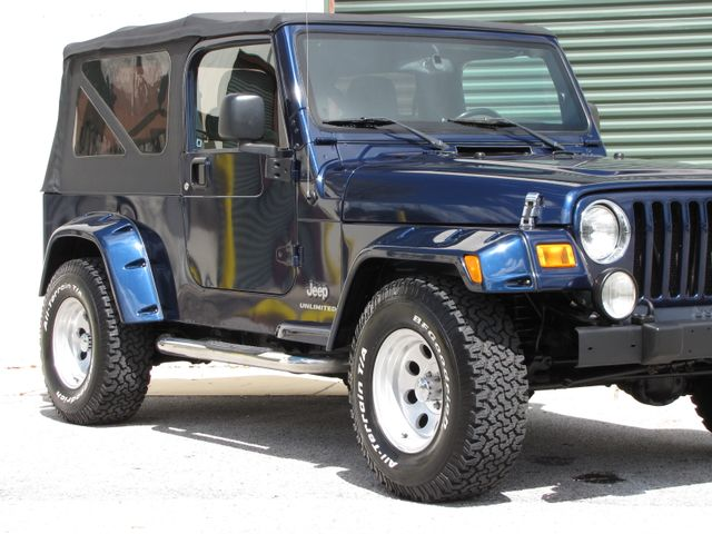 2005 Jeep Wrangler Unlimited LJ Jacksonville , FL 12