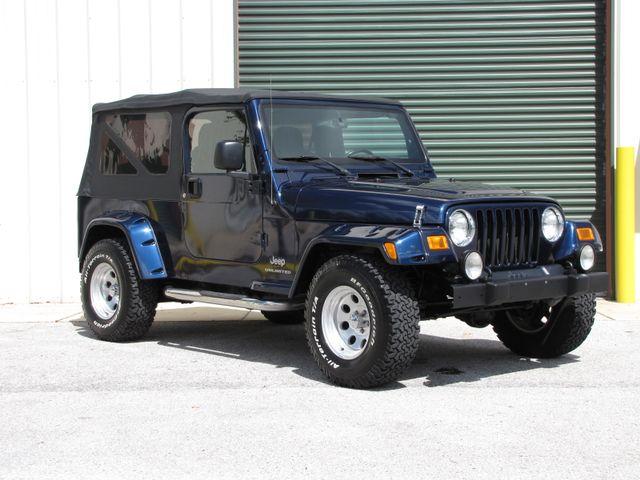 2005 Jeep Wrangler Unlimited LJ Jacksonville , FL 1