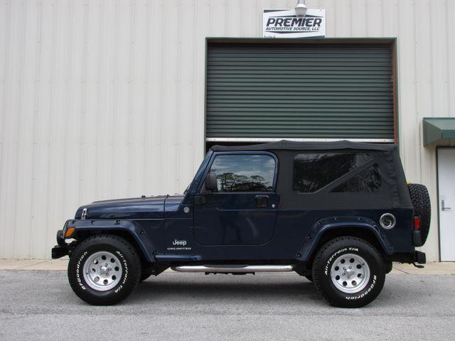 2005 Jeep Wrangler Unlimited LJ Jacksonville , FL 5