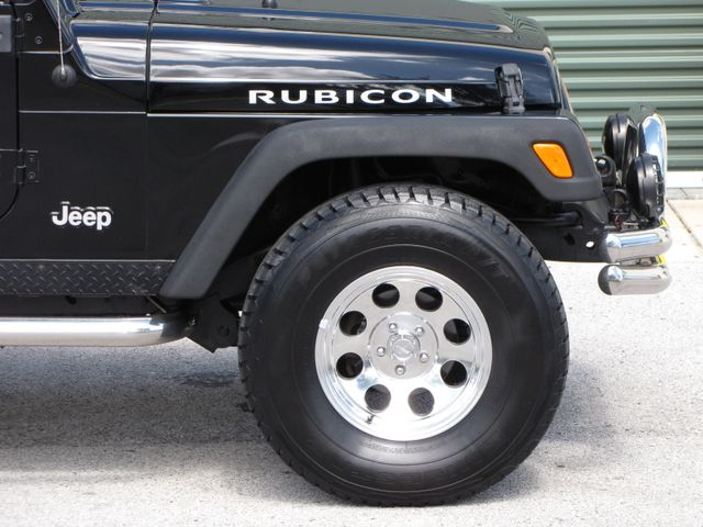 2005 Jeep Wrangler Rubicon Jacksonville , FL 10
