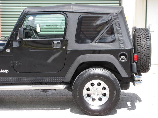 2005 Jeep Wrangler Rubicon Jacksonville , FL 8