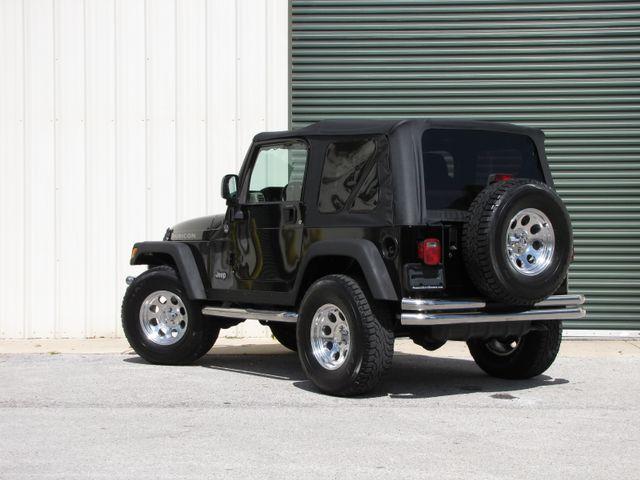 2005 Jeep Wrangler Rubicon Jacksonville , FL 46