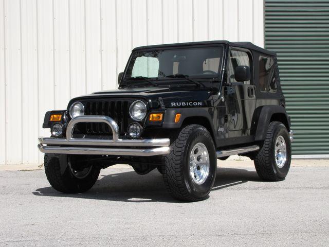 2005 Jeep Wrangler Rubicon Jacksonville , FL 44