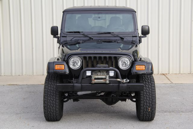 2005 Jeep Wrangler Rubicon Unlimited LJ Jacksonville , FL 12