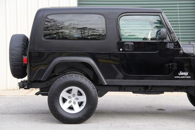 2005 Jeep Wrangler Rubicon Unlimited LJ Jacksonville , FL 11