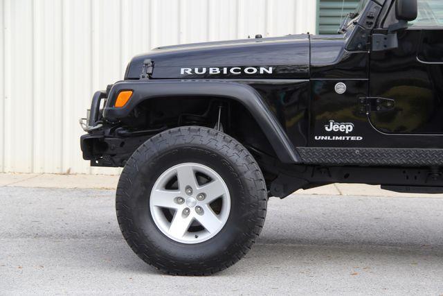 2005 Jeep Wrangler Rubicon Unlimited LJ Jacksonville , FL 7